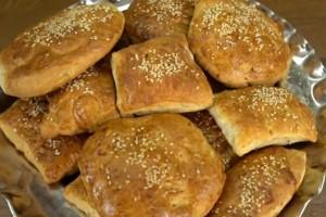 Pelin Karahan'la Nefis Tarifler Mahlepli Diyarbakır Çöreği Tarifi 14.03.2018