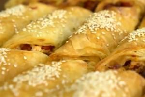 Pelin Karahan'la Nefis Pizza Böreği Tarifi 19.03.2018
