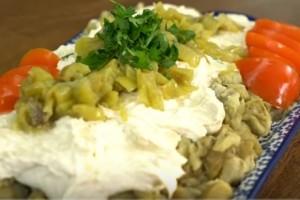 Pelin Karahan'la Nefis Tarifler Tahinli Patlıcan Salatası  Tarifi 28.03.2018