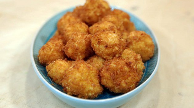 Arda'nın Mutfağı Mac & Cheese Topları Tarifi 21.04.2018