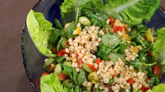 Arda'nın Mutfağı Bahar Salatası Tarifi 05.05.2018