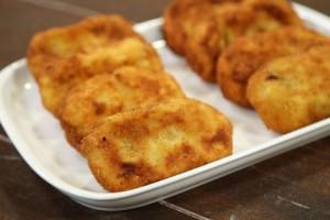 Arda'nın Ramazan Mutfağı İçli Patates Köftesi Tarifi 31.05.2018