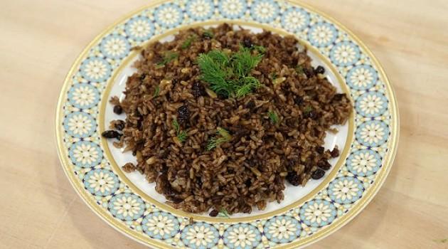 Arda'nın Ramazan Mutfağı İç Pilav Tarifi 09.06.2018