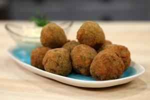 Arda'nın Ramazan Mutfağı Kabaklı Falafel Tarifi 03.06.2018