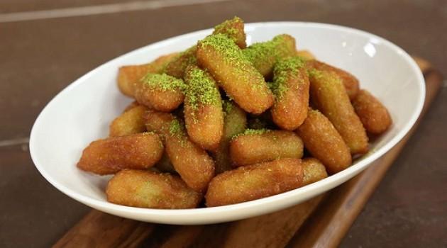 Arda'nın Ramazan Mutfağı Tulumba Tatlısı Tarifi 02.06.2018
