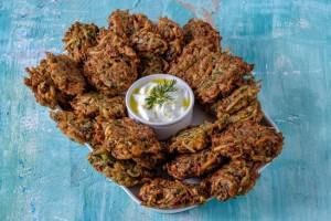 Arda'nın Mutfağı Patatesli Kabak Mücveri Tarifi 27.10.2018