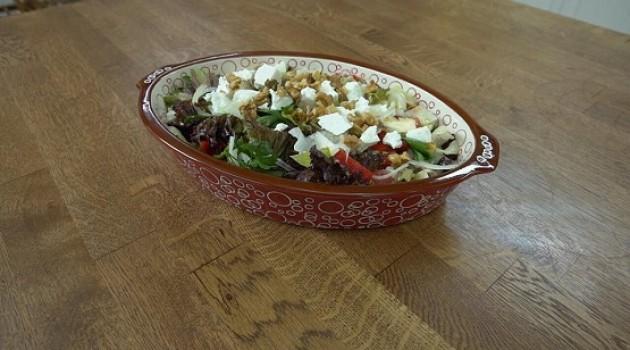Pelin Karahan'la Nefis Tarifler Vitamin Salata Tarifi 25.10.2018