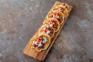 Arda'nın Mutfağı Tuzlu Peynirli Kaşık Dökmesi Tarifi 03.11.2018