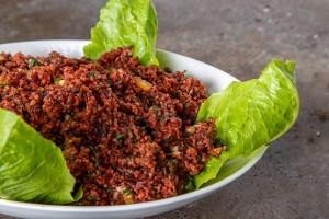 Arda'nın Mutfağı Pancarlı Kısır Tarifi 03.11.2018