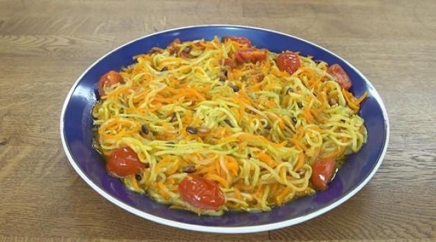 Pelin Karahan'la Nefis Tarifler Sebze Noodle Tarifi 02.11.2018