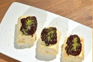Memet Özer İle Mutfakta Muzlu Çikolatalı Rulo Pasta Tarifi 22.12.2018