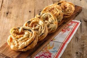 Arda'nın Mutfağı Dolama Börek Tarifi 12.01.2019