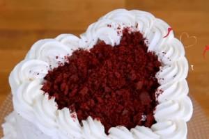 Arda'nın Mutfağı Red Velvet Cake – Sevgililer Günü Pastası Tarifi