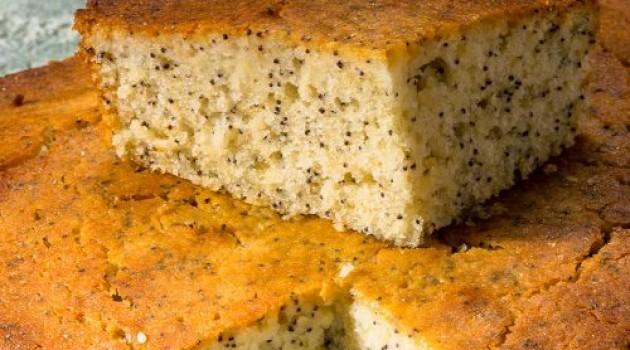 Arda'nın Mutfağı Limonlu Haşhaşlı Kek Tarifi 30.03.2019