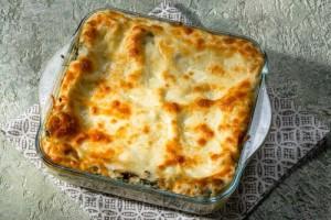Arda'nın Mutfağı Pazılı Mantarlı Lazanya Tarifi 30.03.2019