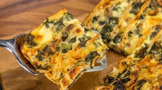 Arda'nın Mutfağı Yeşil Börek Tarifi 16.03.2019