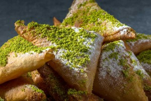 Arda'nın Mutfağı Helvalı Muska Böreği Tarifi 13.04.2019