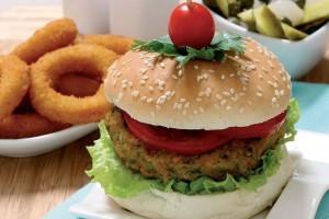 Pelin Çift İle İyi Fikir Gürkan Şef'den Sebze Burger Tarifi 11.04.2019