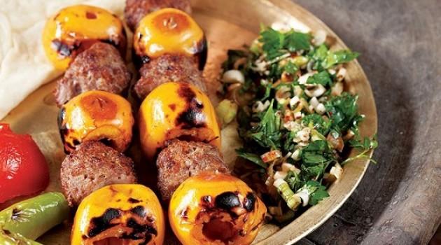 Pelin Çift İle İyi Fikir Şef Rafet İnce'den Yeni Dünya Kebabı Tarifi 08.04.2019