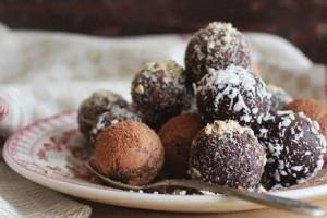 Nursel'in Konukları Hurmalı Çikolata Topları  Tarifi 23.05.2019