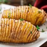 Yelpaze Patates Tarifi