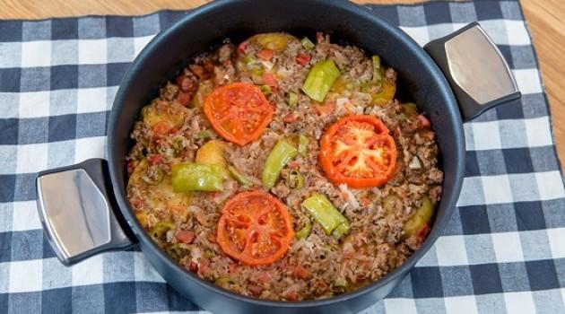 Arda'nın Ramazan Mutfağı Patates Oturtma Tarifi 17.05.2019