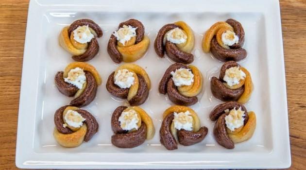 Arda'nın Ramazan Mutfağı Çift Renkli Gül Tatlısı Tarifi 22.05.2019