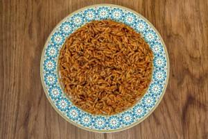 Arda'nın Ramazan Mutfağı Domatesli Arpa Şehriye Pilavı Tarifi 15.05.2019
