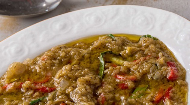 Arda'nın Mutfağı Patlıcan Söğürme Tarifi 04.05.2019
