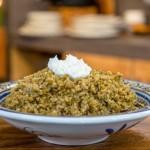 Arda'nın Ramazan Mutfağı Patlıcanlı Firik Pilavı Tarifi 22.05.2019