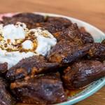 Arda'nın Ramazan Mutfağı Kuru Patlıcan Dolması Tarifi 03.06.2019