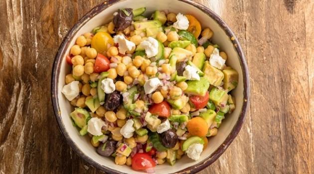 Arda'nın Mutfağı Nohutlu Salata Tarifi 05.10.2019