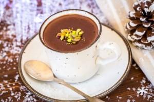 Muzlu Sıcak Çikolata Tarifi