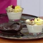 Gelinim Mutfakta Meyveli Çikolata Kasesi Tarifi 15.11.2019