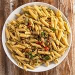 Arda'nın Mutfağı Kuşkonmazlı Kabaklı Makarna Tarifi 02.11.2019