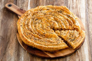 Arda'nın Mutfağı Pırasalı Kol Böreği Tarifi 23.11.2019