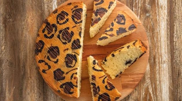 Arda'nın Mutfağı Leopar Desenli Kek Tarifi 14.12.2019