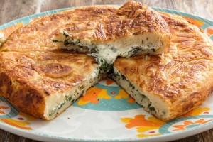 Arda'nın Mutfağı Peynirli Tava Börek Tarifi 14.12.2019