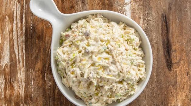 Arda'nın Mutfağı Meyveli Kereviz Salatası Tarifi 04.01.2020