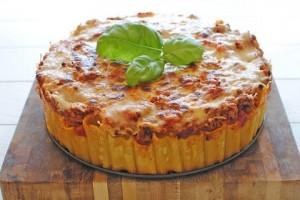 Gelinim Mutfakta Makarna Pastası Tarifi 11.02.2020