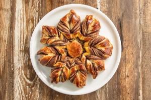 Arda'nın Mutfağı Çikolatalı Çiçek Çörek Tarifi 15.02.2020