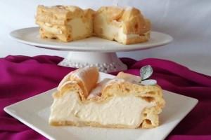 Enfes Karpatka( Polonyanın Meşhur Pastası ) Tarifi