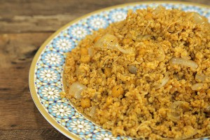 Arda'nın Mutfağı Nohutlu Siyez Bulguru Tarifi 07.03.2020