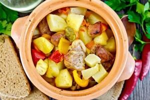 Gelinim Mutfakta Fırında Sebzeli Tavuk Güveç Tarifi 02.04.2020