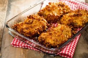Arda'nın Ramazan Mutfağı Fırında Çıtır Tavuk Tarifi 27.04.2020