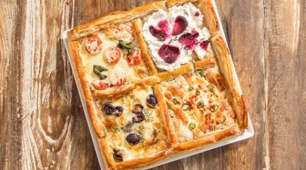Arda'nın Mutfağı Peynirli Milföy Tart Tarifi 11.04.2020