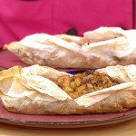 Gelinim Mutfakta Tavuklu Kağıt Kebabı Tarifi 13.05.2020