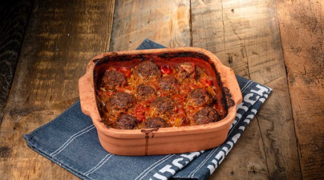 Arda'nın Ramazan Mutfağı Güveçte Sebzeli Köfte Tarifi 13.05.2020