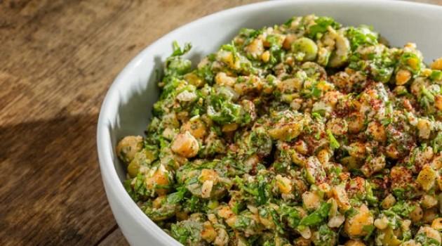 Arda'nın Ramazan Mutfağı Maydanozlu Nohut Ezmesi Tarifi 15.05.2020