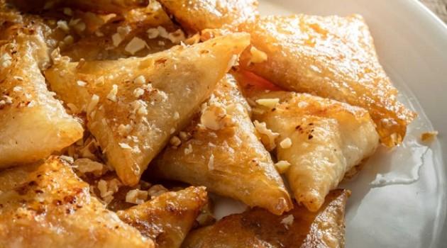 Arda'nın Ramazan Mutfağı Muska Tatlısı Tarifi 09.05.2020